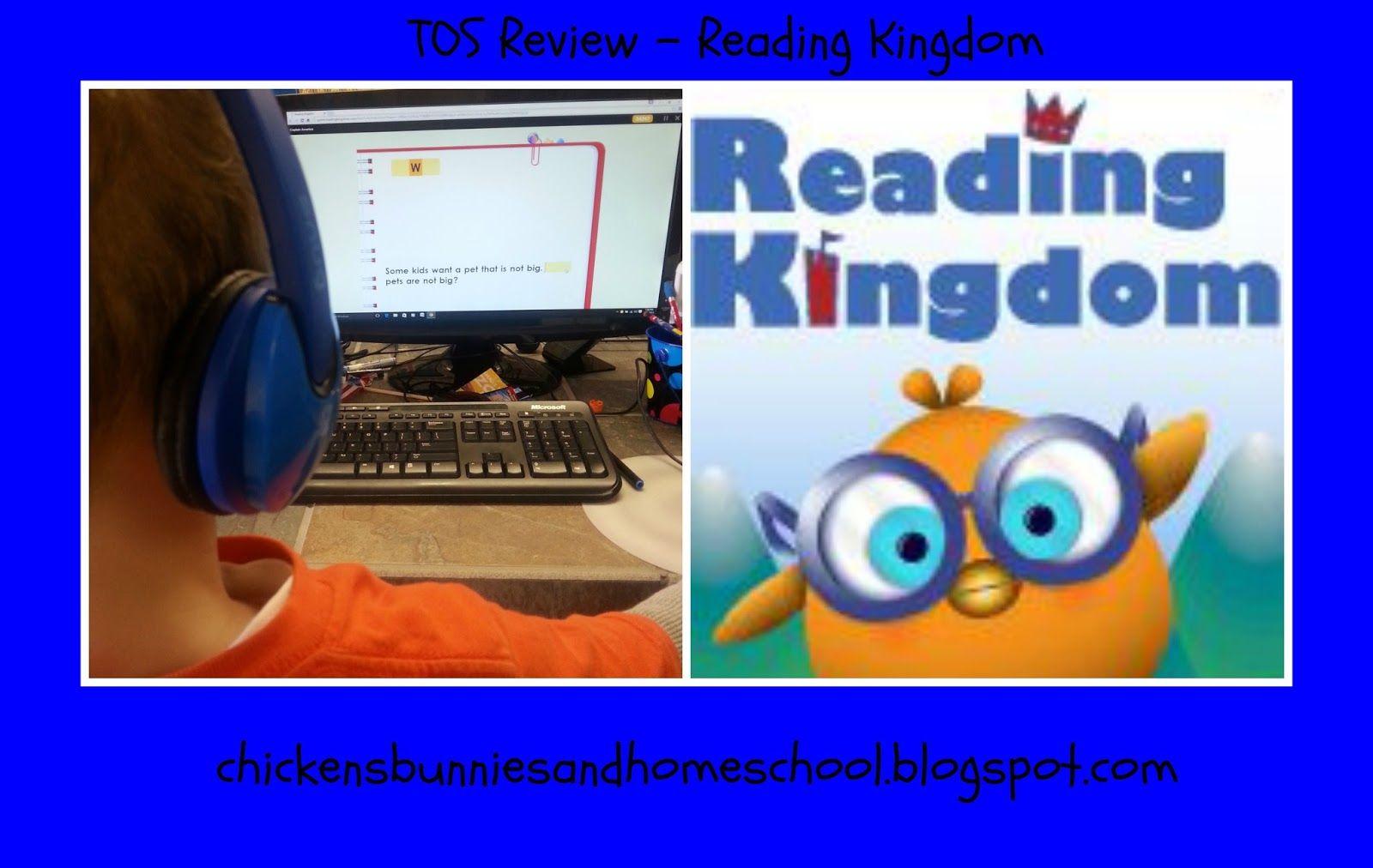 Reading Kingdom TOS Review