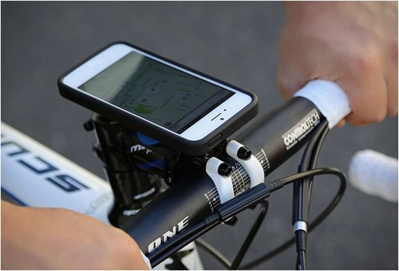 Quad Lock Iphone 5 Bike Mount Kit Bike Gadgets Bike Mount Bike