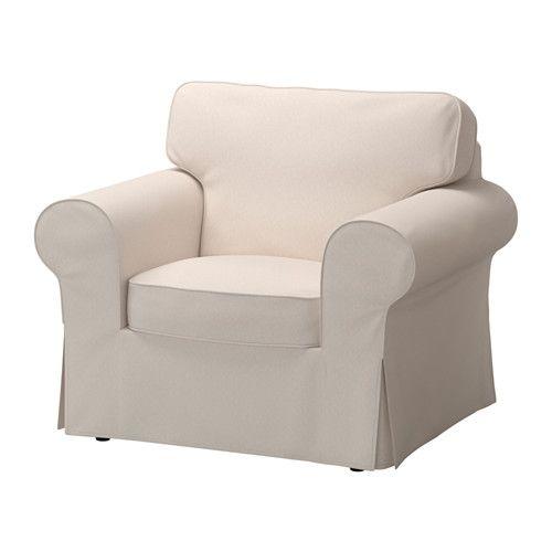 Ektorp Armchair Vittaryd White Amy Room Ikea