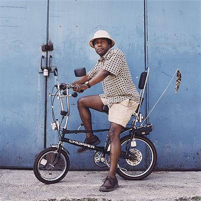 Norman Jay loves the Raleigh Chopper