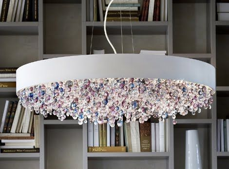 Kristall kronleuchter dekoration : Dekoration accessories kronleuchter lampenschirm luxus beleuchtung