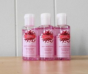 Victoria S Secret Travel Size Anti Bacteria Hand Sanitizer
