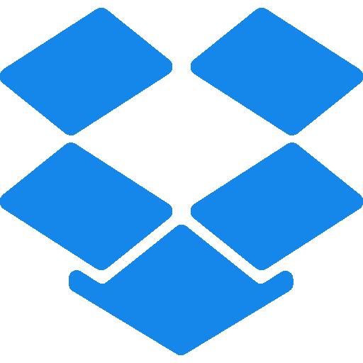 Dropbox Free Vector Icons Designed By Freepik Free Icons Icon Dropbox