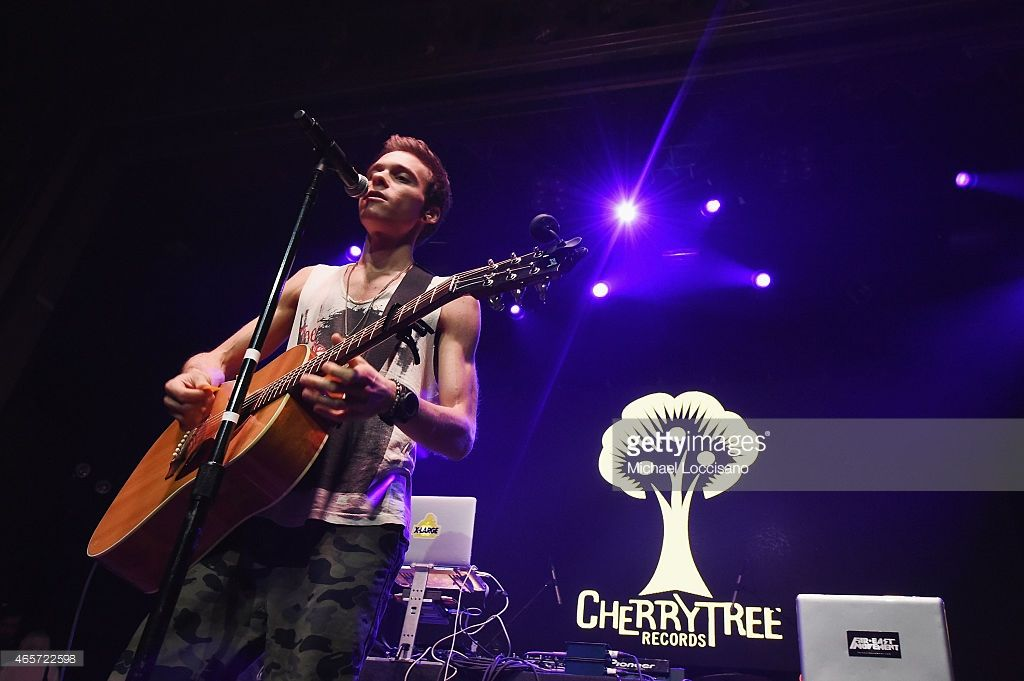 Matthew Koma performs onstage at the Cherrytree Records 10th Anniversary at Webster Hall on March 9, 2015 in New York City.