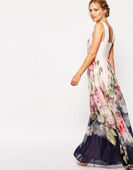Elegante lange sommerkleider in 2020 | Sommer kleider ...