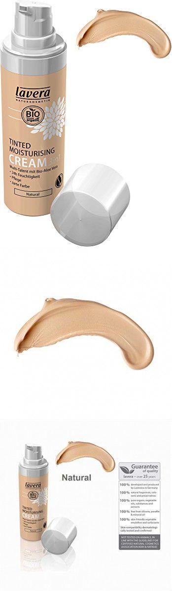 Lavera Tinted Moisturising Cream 3in1, Natural, 1 Ounce #moisturisingcream