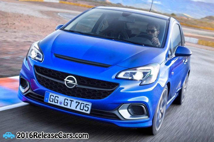 2016 Opel Corsa Opc Specs Design Opel Corsa Opel Upcoming Cars
