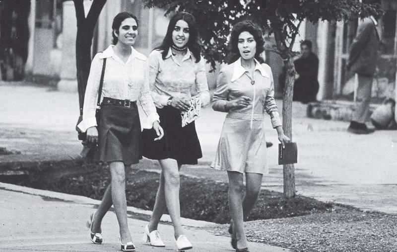 1972: Kabul, Afghanistan pre Taliban. / via HistoryInPictures Twitter