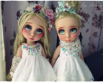 Suitable for Disney Animators (16 inches dolls) Size white