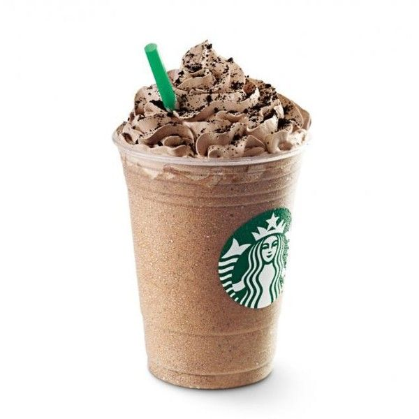 Mocha Cookie Crumble Frappuccino Blended Beverage Liked