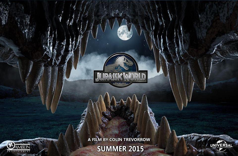 youtubeonfire  jurassic world upcoming movie