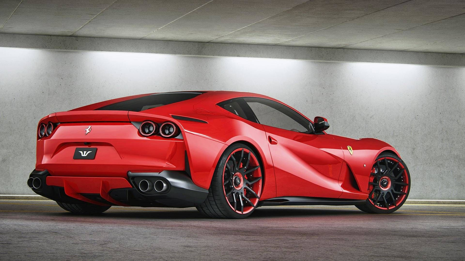 Ferrari 812 Superfast The Fastest And Most Powerful Ferrari Yet