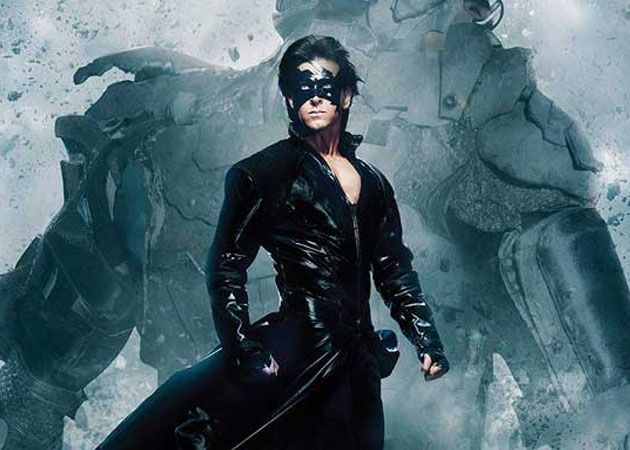 Pin By Ndtv On All Things Entertainment Krrish 3 Hrithik