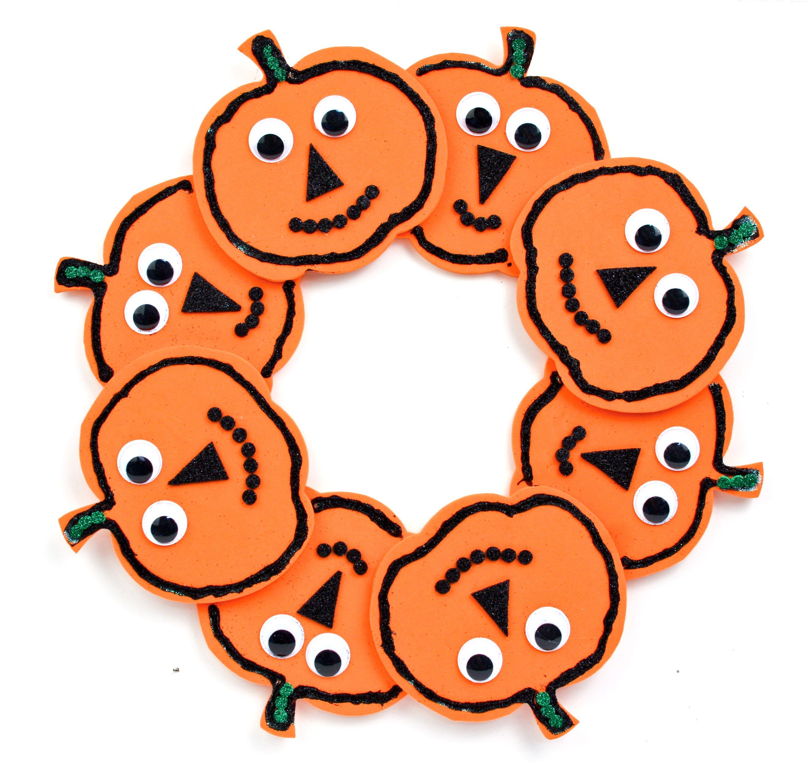 27+ Halloween arts and crafts pumpkin info