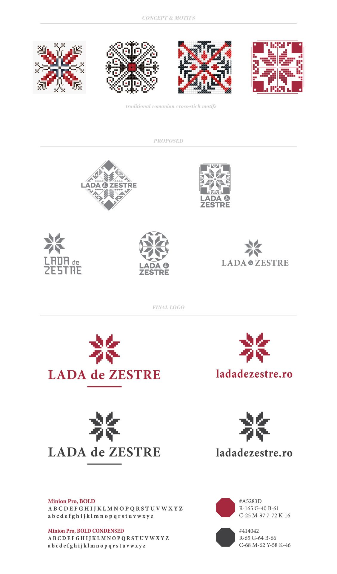 LadadeZestre Visual Identity Branding Didi Kasa