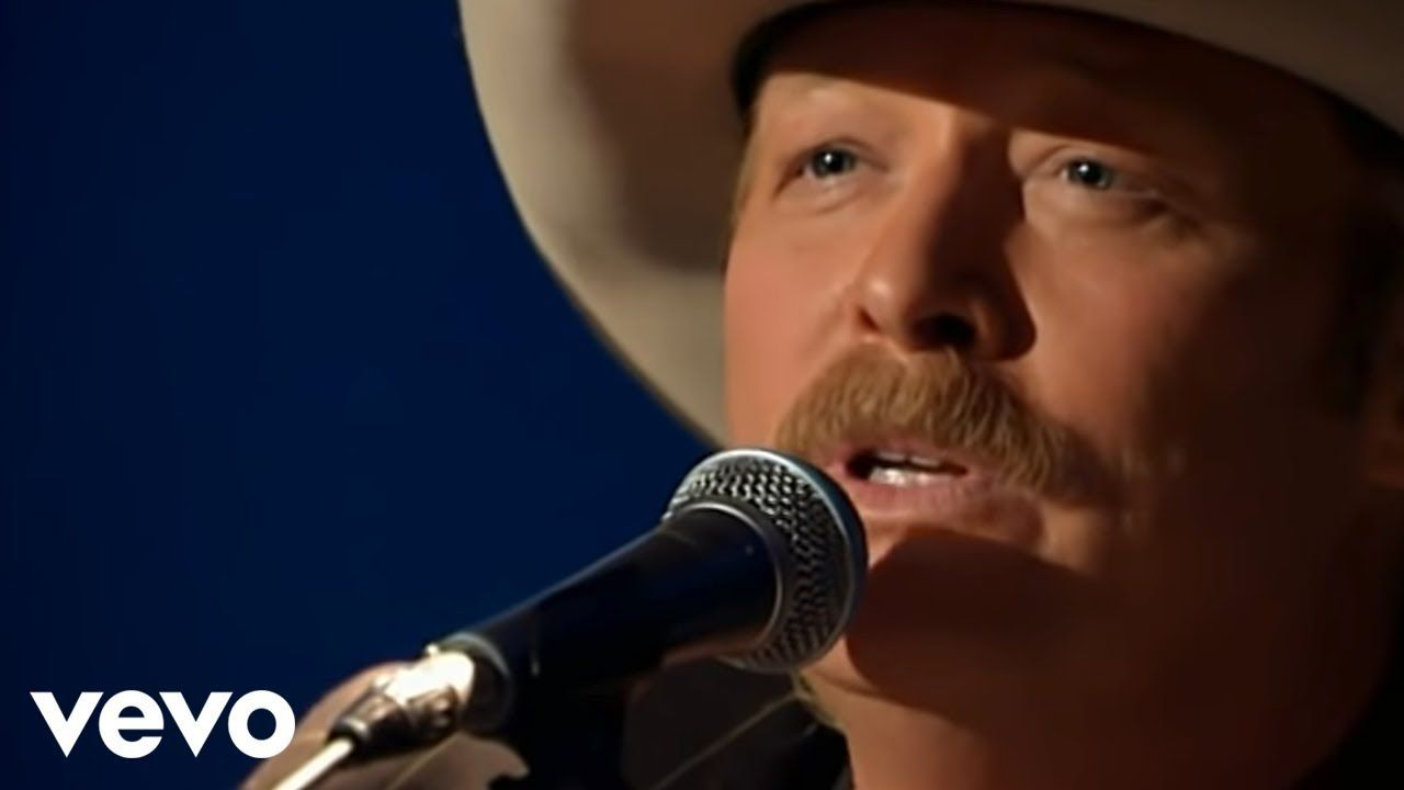 Alan Jackson What A Friend We Have In Jesus Live My Hymnal
