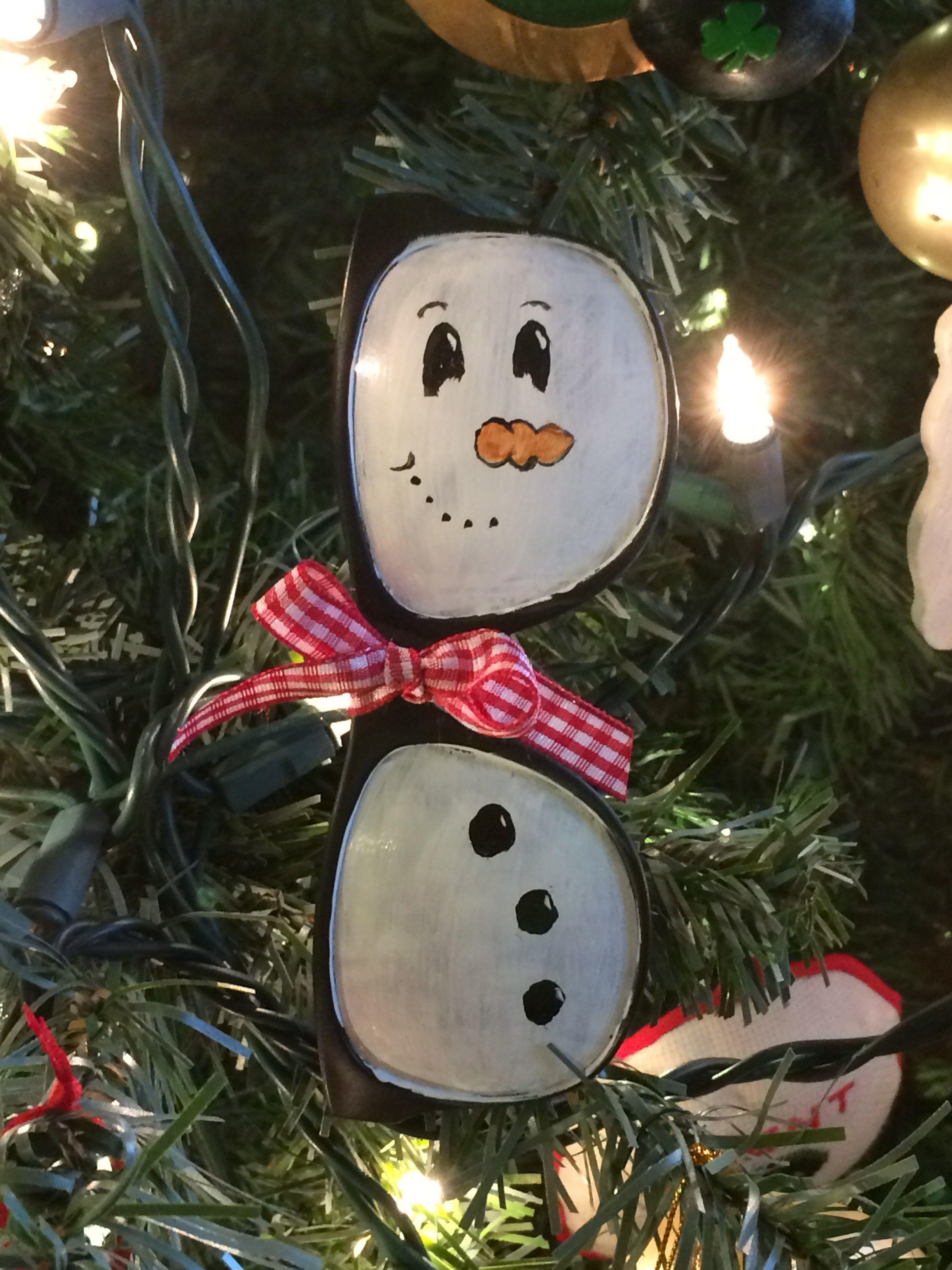 Sunglasses Snowman Ornament Christmas Crafts Diy Holiday Crafts Christmas Crafts