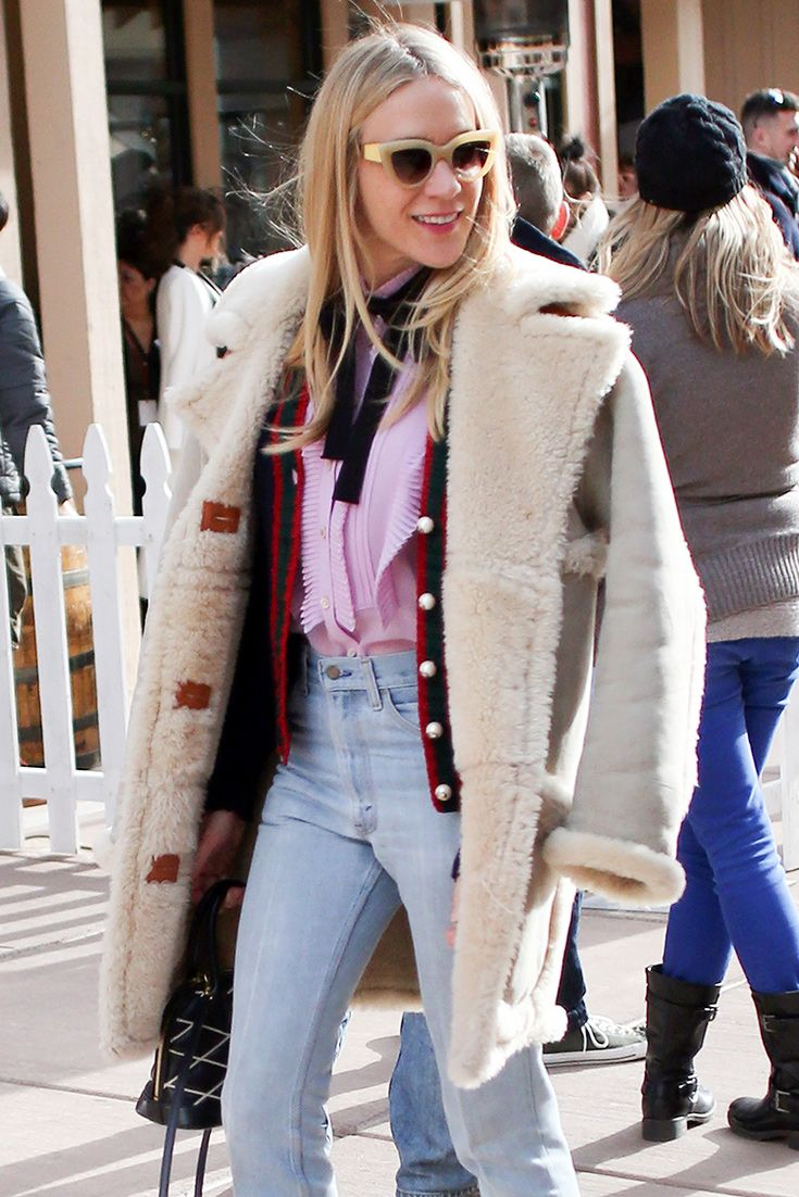 20091b5335d2 What to pack for a winter holiday, according to Chloë Sevigny at Sundance