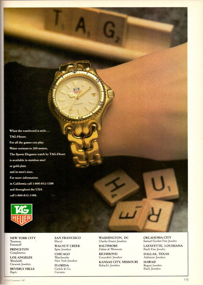 1993 Rolex Watch Advertisement Roger Penske Racing Oyster Perpetual Vtg Print Ad Ebay Tag Heuer Tag Heuer Gold Watch Tags