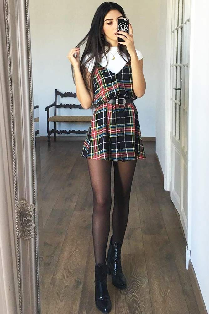 39 Super Cute Outfits For School For Girls To Wear This Fall – comics