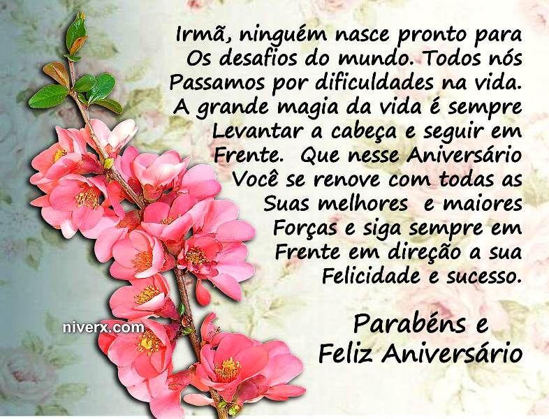Mensagem De Aniversario De Irma: Mensagem-para-irmã-de-aniversário-whatsapp-facebook-e38
