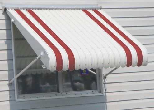 Gallery Of Aluminum Awning Colors Haggetts Aluminum In