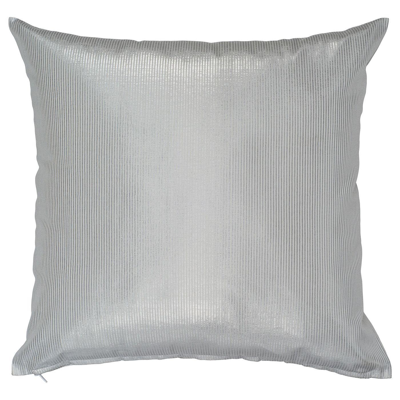 Bengerd Kissenbezug Silberfarben Kissenbezuge Kissen Und Ikea