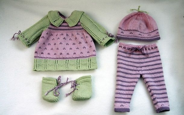 Free Printable Knitting Patterns For Dolls Clothes Baby Dolls