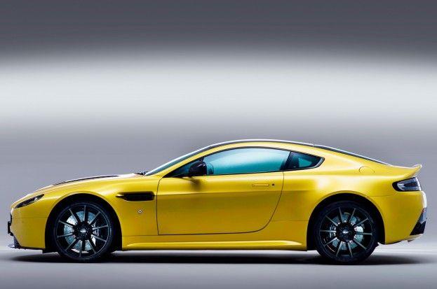 V12 Vantage S Is Second Quickest Ever Aston Martin From 0 60 Mph Aston Martin V12 Vantage Aston Martin V12 Aston Martin