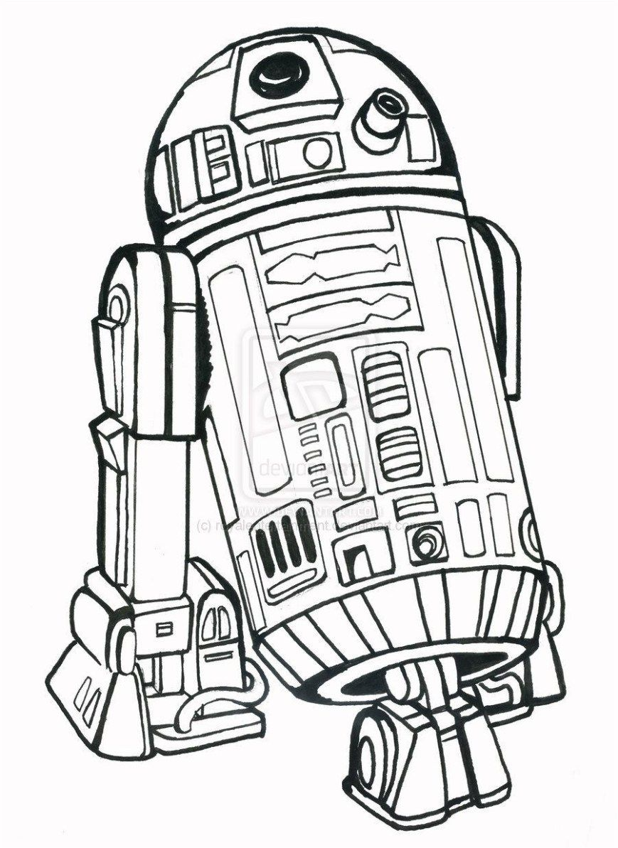 25 Awesome Picture Of R2d2 Coloring Page Lego Coloring Pages