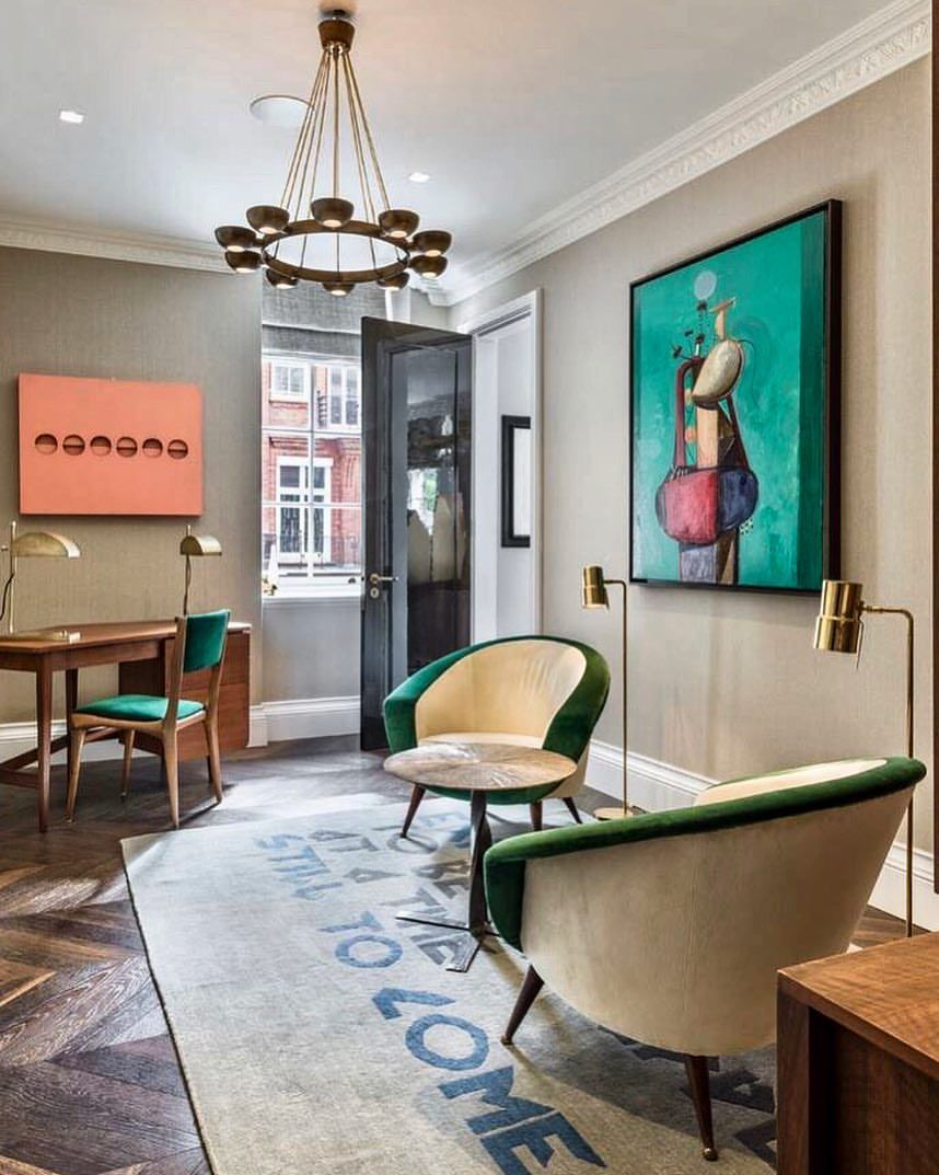 An Eclectic Stylish Reading Room Doesn T Have To Cost A Fortune