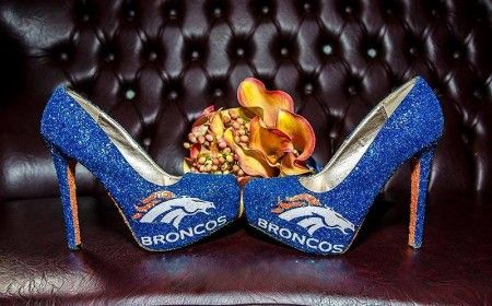 broncos shoes denver pinterest
