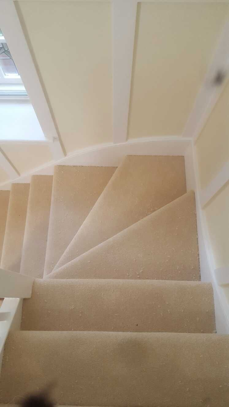 Best Cream Caret On Stairs Stairs Stair Runner Carpet Stair 640 x 480