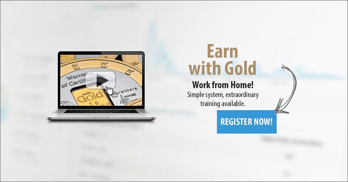 Earn money with Gold Karatbars international, Karatbars