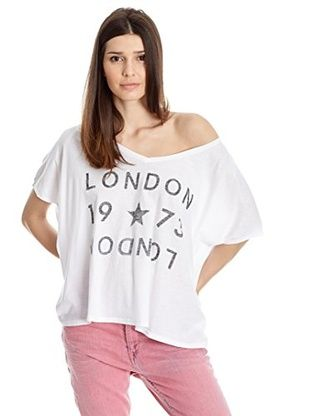 Pepe Jeans London Camiseta Manga Corta Burnett (Blanco)