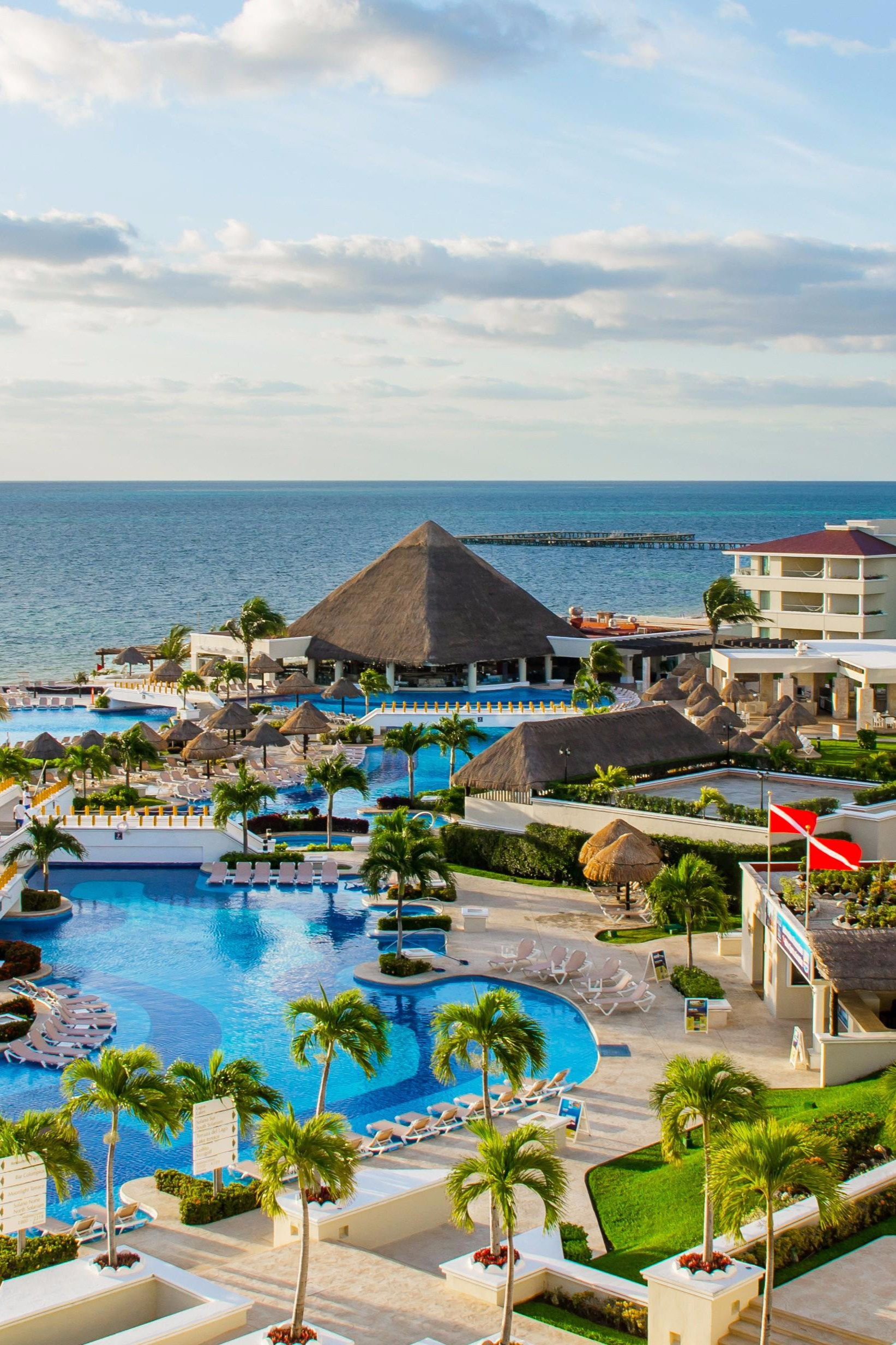 Moon Palace Golf Spa Resort All Inclusive Moon Palace Cancun Cancun Trip Dream Vacations