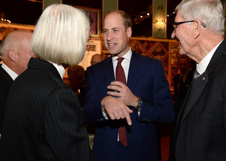 Prince William and Kate Middleton Attend a Reception at the Government House in Canada