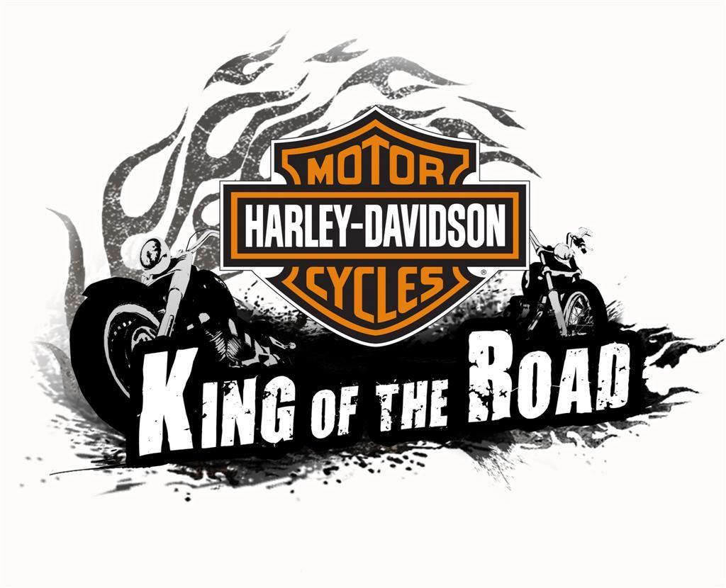 Harley Davidson Logo King Of The Road Harley Davidson Harley Davidson Logo Harley Davidson Helmets