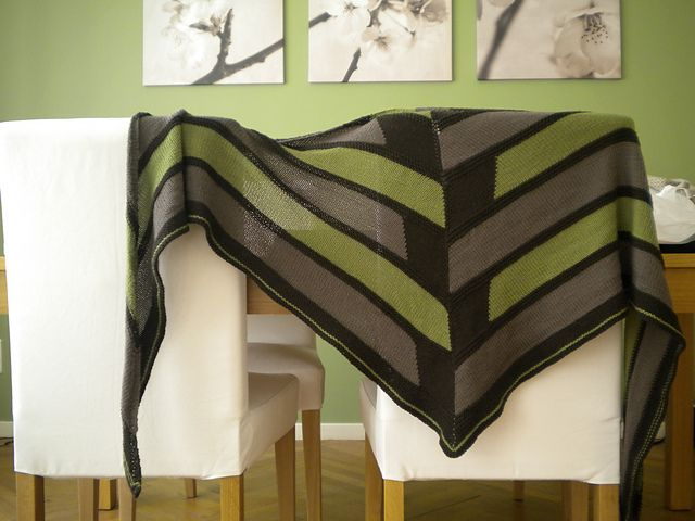 Ravelry: Project Gallery for Earth Sky pattern by Stephen West