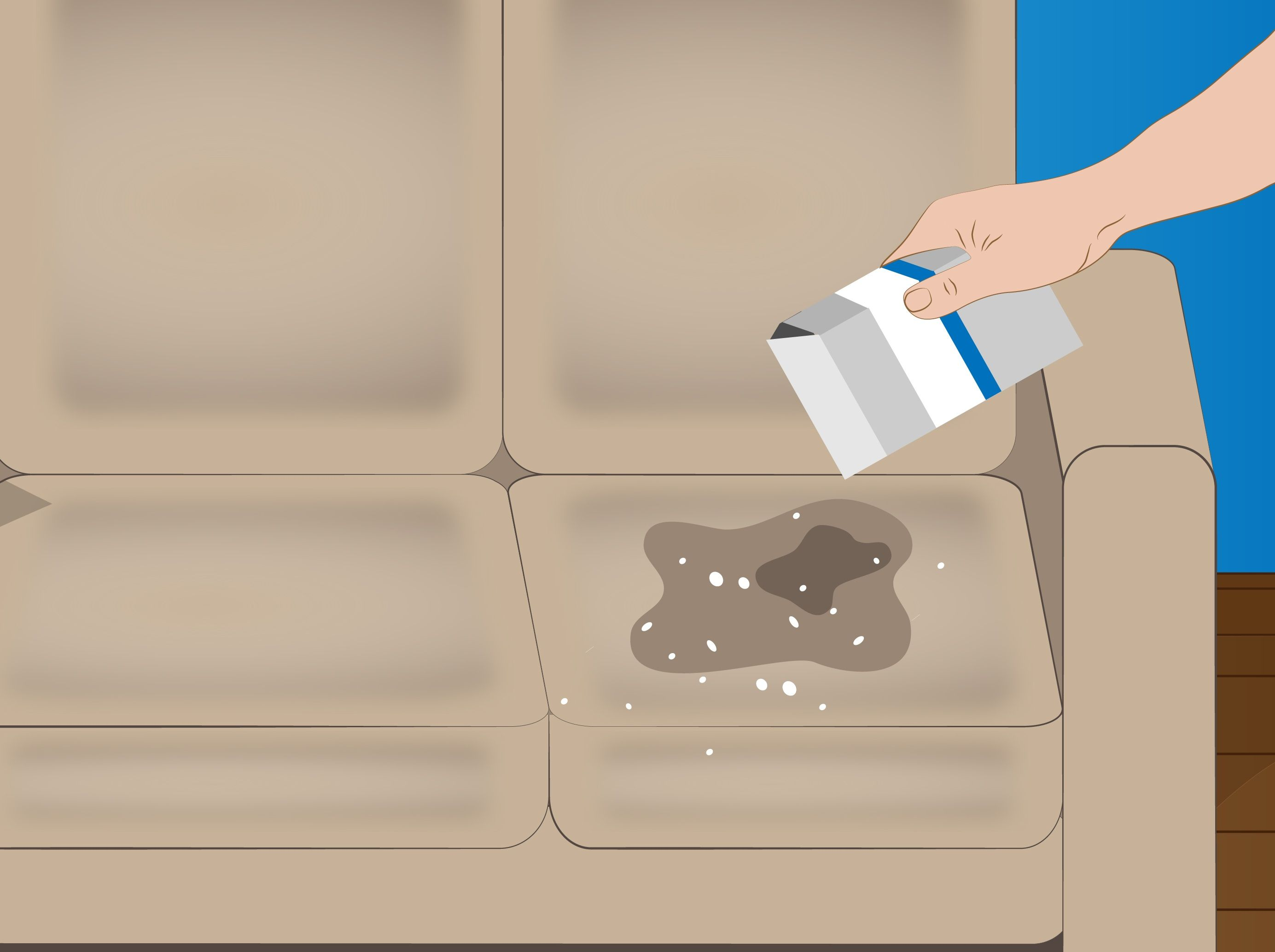Remove the Smell of Cat or Dog Urine from Upholstery Dog