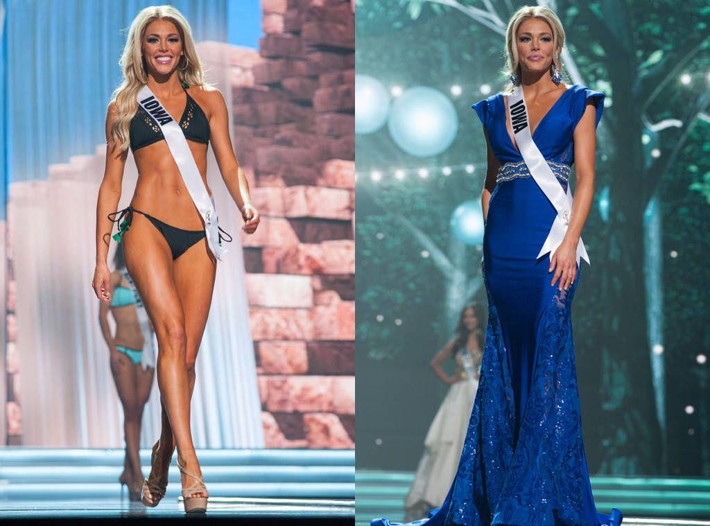 Miss USA, Kelsey Weier, Miss Iowa USA 2017