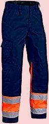 Warnschutzhosen für Damen