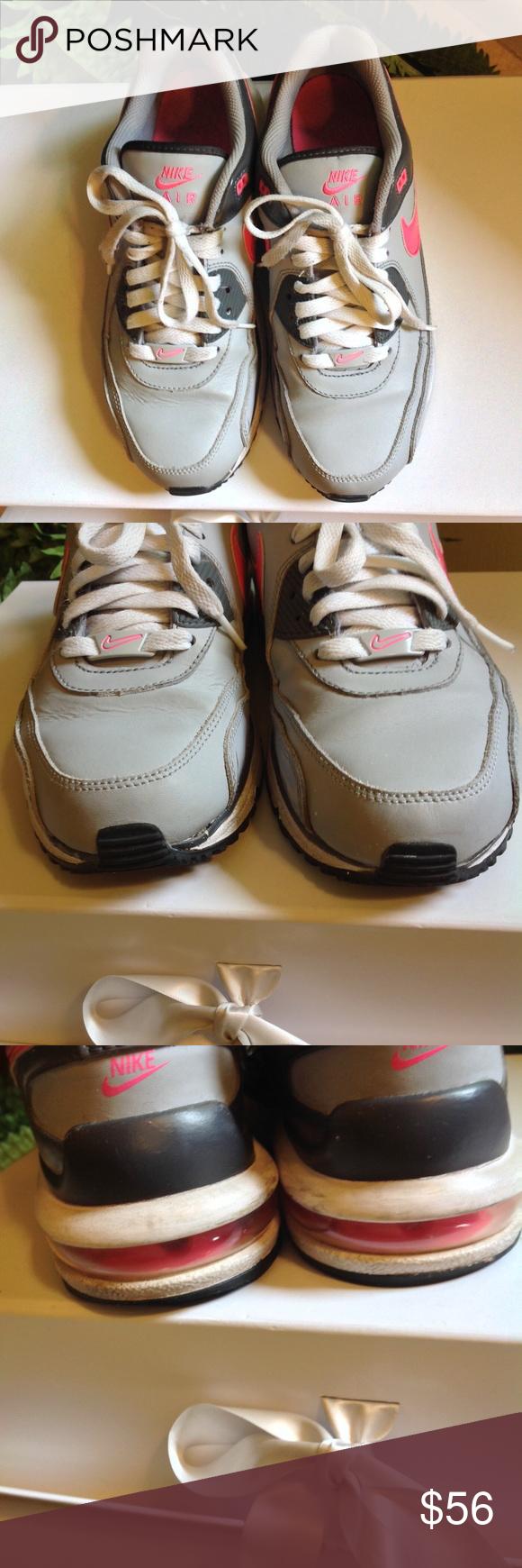 site réputé 4a2b4 c7bbe Nike® Air Max NE Marques PAS Leather Sneakers Designed to ...