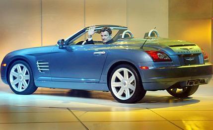 Chrysler Crossfire Roadster Avec Images