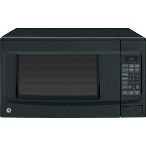 Ge 1 4 Cu Ft Microwave Oven Black With Images Countertop