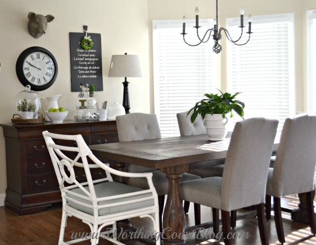 Adding Farmhouse Style To The Kitchen And Dressers Aren t Just For