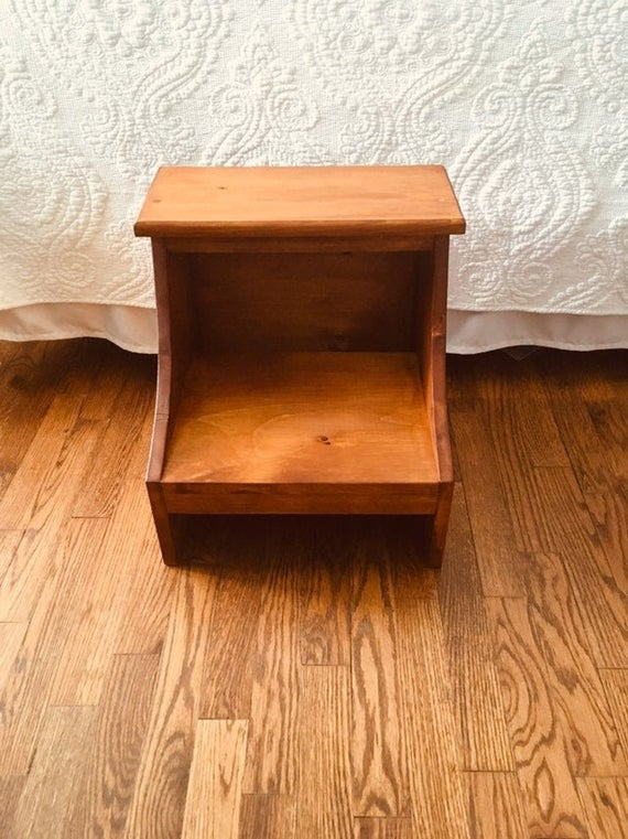 Bed Step Stool: Kitchen Step Stool