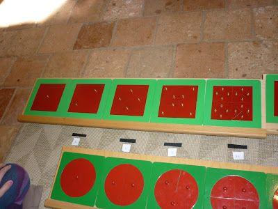Montessori avec les 6-12 ans: Les fractions: concept, écriture, équivalences