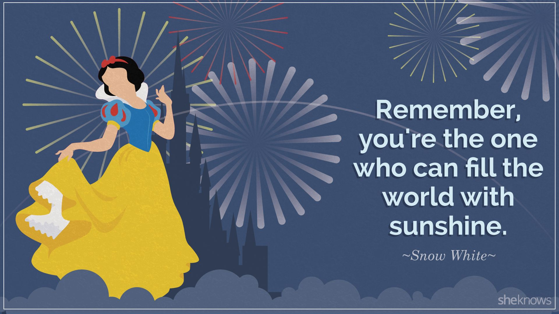 These uplifting sayings prove just how wise Disney