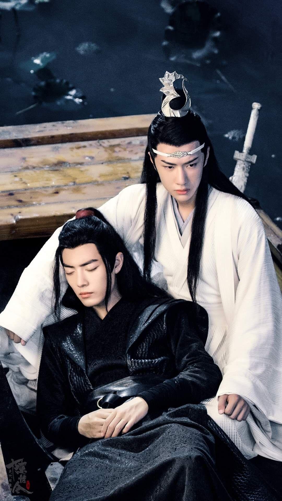 ปักพินโดย Serene Forest ใน UNTAMED Chinese Drama ศิลปิน